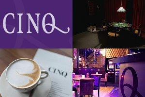 Escape Room & Restaurant CinQ